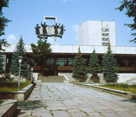 Драмтеатр тула фото